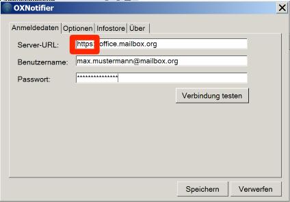 Mailbox.org login